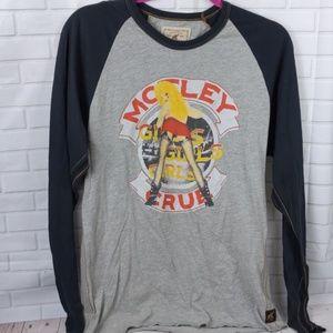Motley Crue t-shirt Limited Trunk LTD Girls